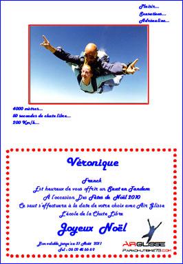 Carte Anniversaire Parachute Imprimer Saut