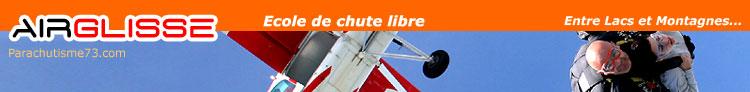 parachutisme Chambéry